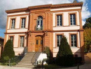 Façade de la mairie de Venerque
